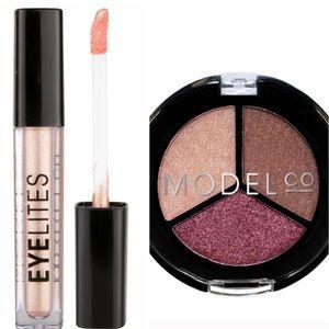 Modelco eyeshadow bundle NWT